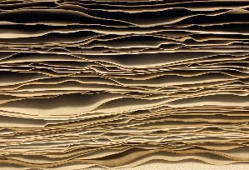 Coffee Dyed Paper Paper for Junk Journals, Junk Journal Ephemera