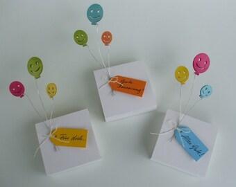 Geldgeschenk Luftballon Etsy