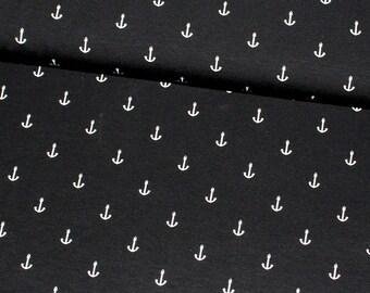 Jersey anchors Harvey-Black/White