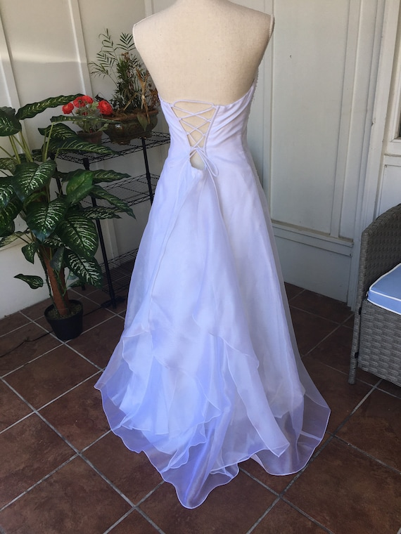Vintage Wedding Dress by Jessica McClintock for G… - image 5