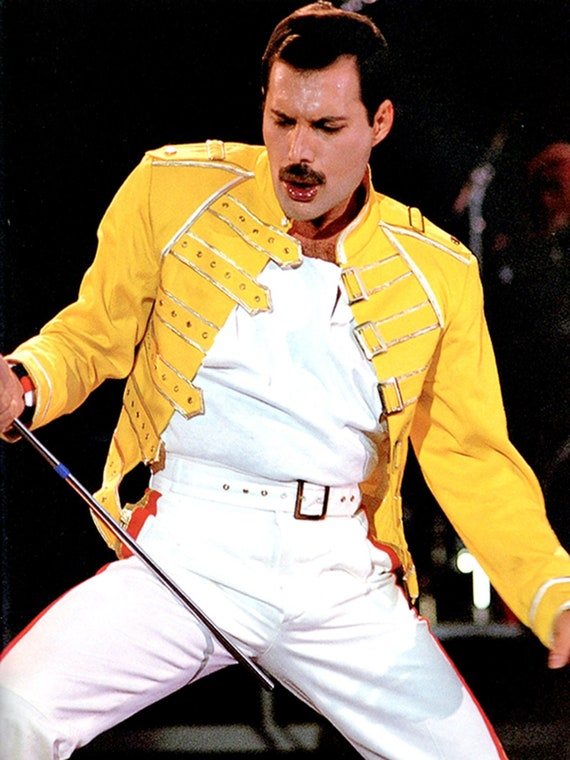 freddie mercury wembley 1986 etsy freddie mercury wembley 1986