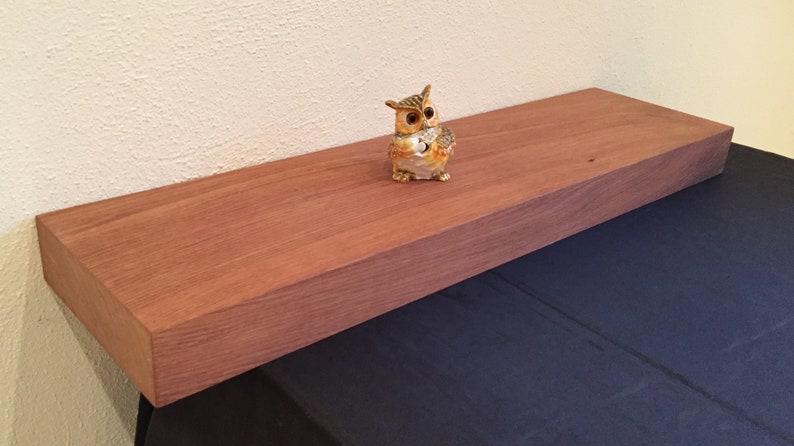 2 xwandboard Oak Solid Wood Board Shelf Socket Board Shelf NEW also to measure