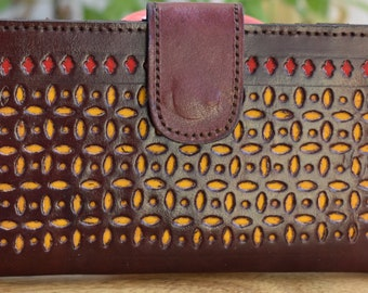 Handicraft Wallet Etsy