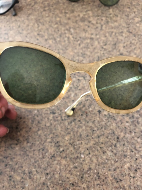Vintage Sun Glasses, Mid Century, Women's Sun Gla… - image 7