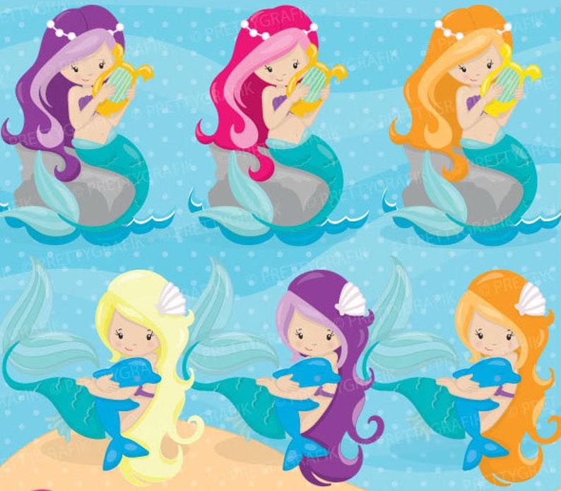 mermaid party Mermaid Pop-tarts printed or digital under the sea party Under the sea pop tarts