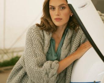 Oversized sweater, chunky cardigan, long cardigan, oversized cardigan, wool sweater, chunky knit cardigan, chunky sweater, boho cardigan