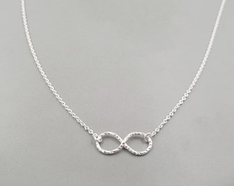 Collier Metric Infinity Silver
