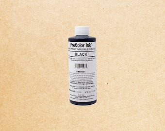 Clothing Stamp Refill Ink - 4 fl. oz.