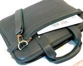 Business bag leather laptop bag best gift for him briefcase handmade leather shoulder bag personalized business laptop bag best custom gift