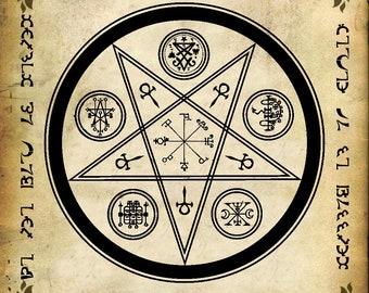 Dark Witchcraft Etsy