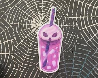 Iced Death Sticker