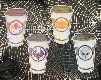 Spookbucks Stickers