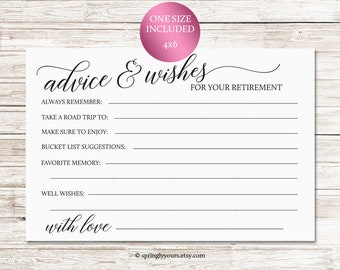 graphic regarding Retirement Party Games Free Printable titled Retirement needs Etsy