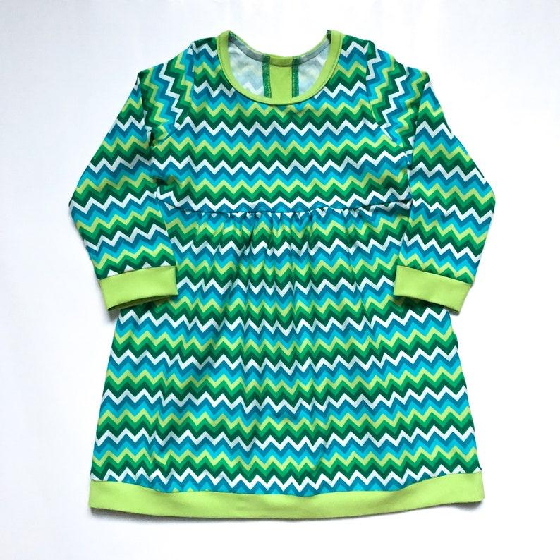 Organic Dress gr 86-92