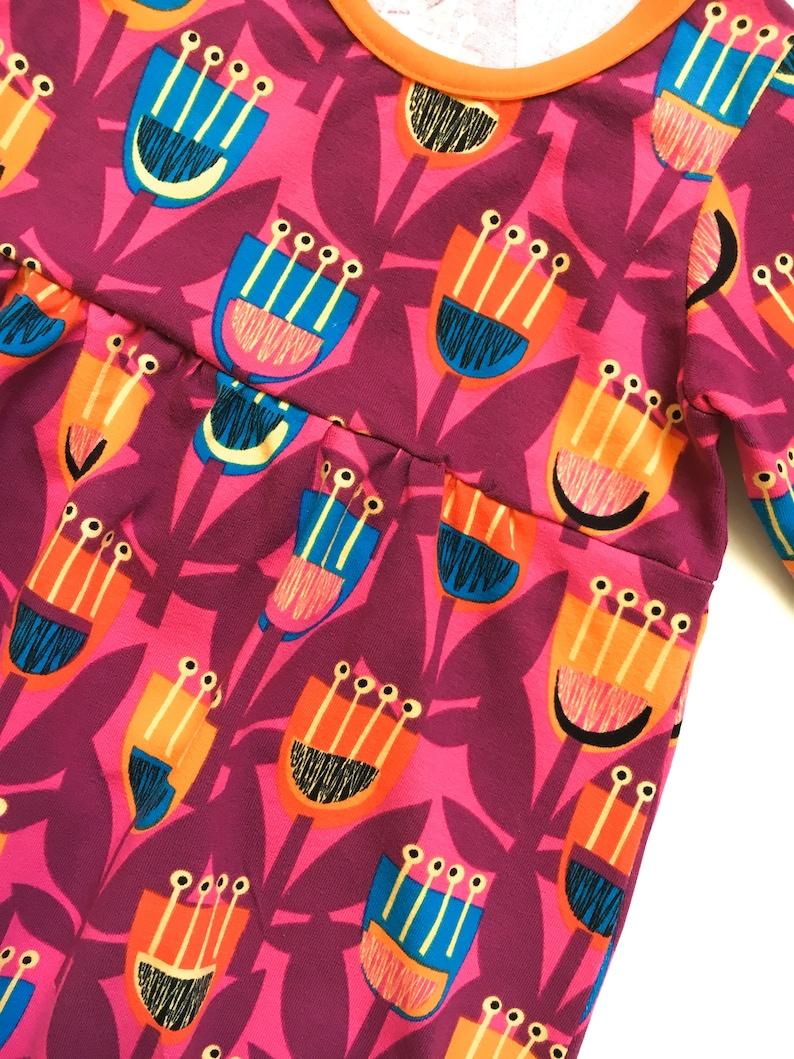 short-sleevedlong-sleeved Organic Dress size 62-110