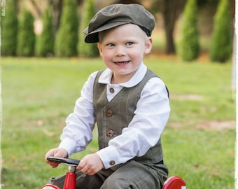 Peaky Blinders, Boys Outfit 20er Style, School Beginning, Wedding, Baptism, Birthday, Tailor-made, Customizable