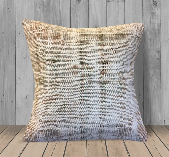 Remarkable White Beige Decorative Farmhouse Pillows 20X20 Rustic Throw Pillows Covers Neutral Decor Large Couch Cushion Vintage Kilim Pillow Case Andrewgaddart Wooden Chair Designs For Living Room Andrewgaddartcom