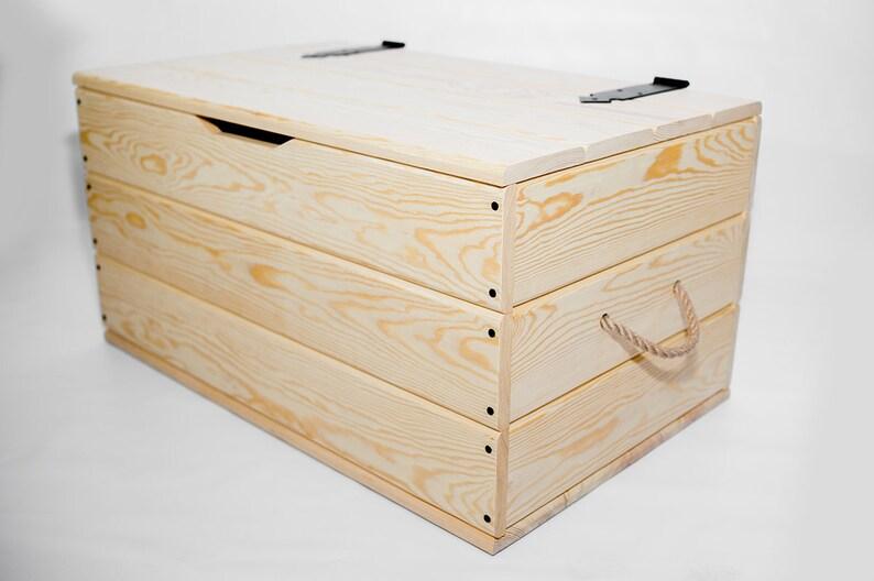f3ed8bb0 Skrzynia drewniana kufer stolik kawowy siedzisko schowek | Etsy