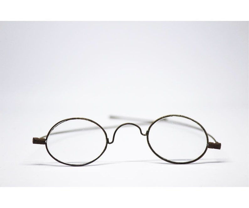 60888dcfa9e True vintage round spectacles from 1920 1930 1940 1950