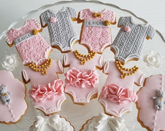 Personalized Baby Biscuits