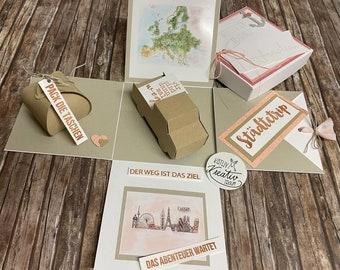 Für auswanderer geschenkideen Geschenke für
