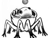 Mini Frog - Digital Printing