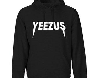 96e118638 Kanye West Yeezus Adult Hoodies/Sweatshirts (10 Colors)