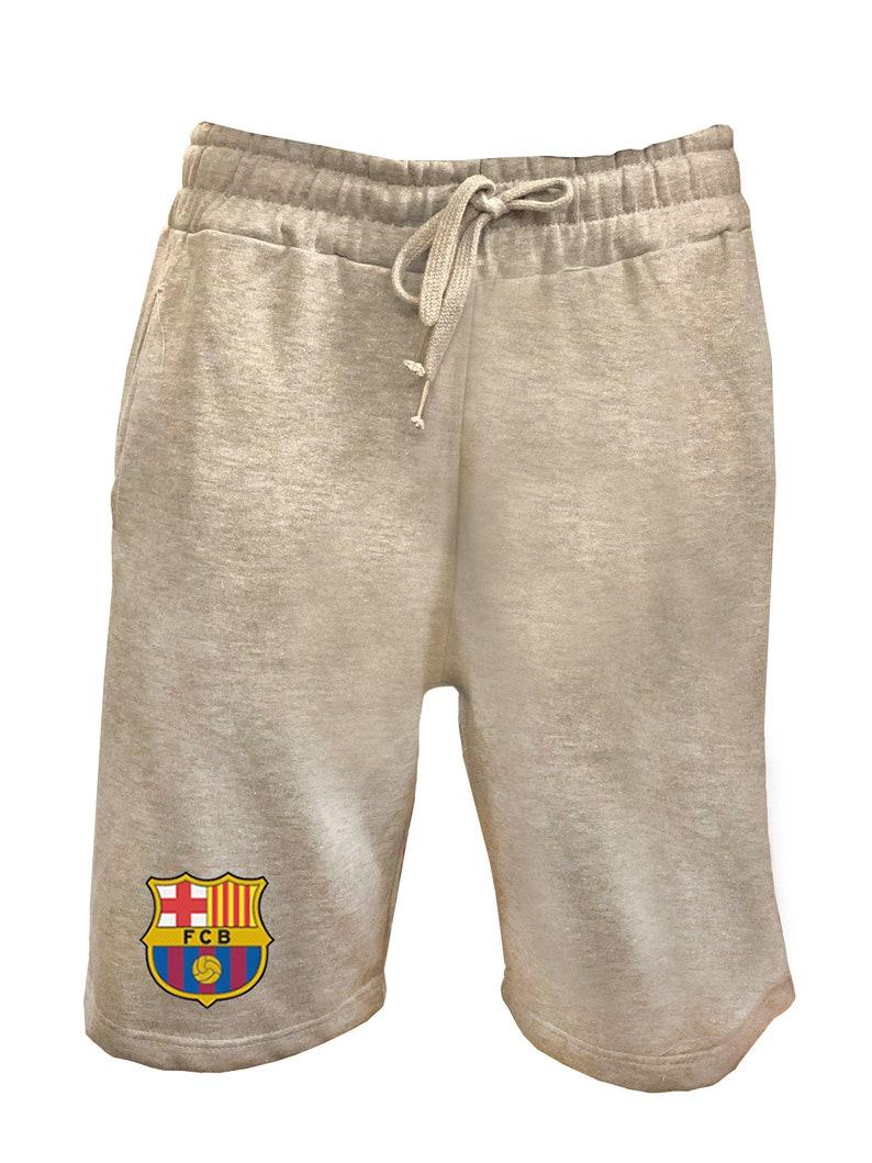 Barcelona Logo Soccer Shorts