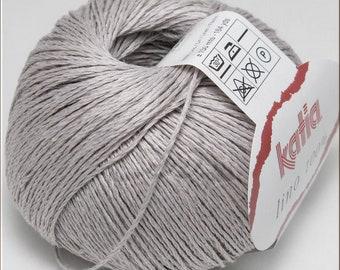 Garn 100g // 5,99€ Katia NATURAL WOOL 100g Wolle