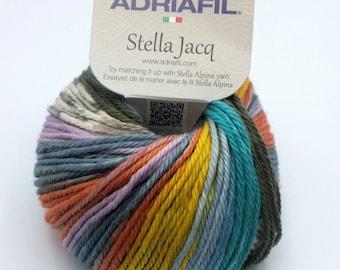 Adriafil Zaffiro cotton superkid mohair blend Italian made yarn FREE SHIPPING only 4.99 USD per ball