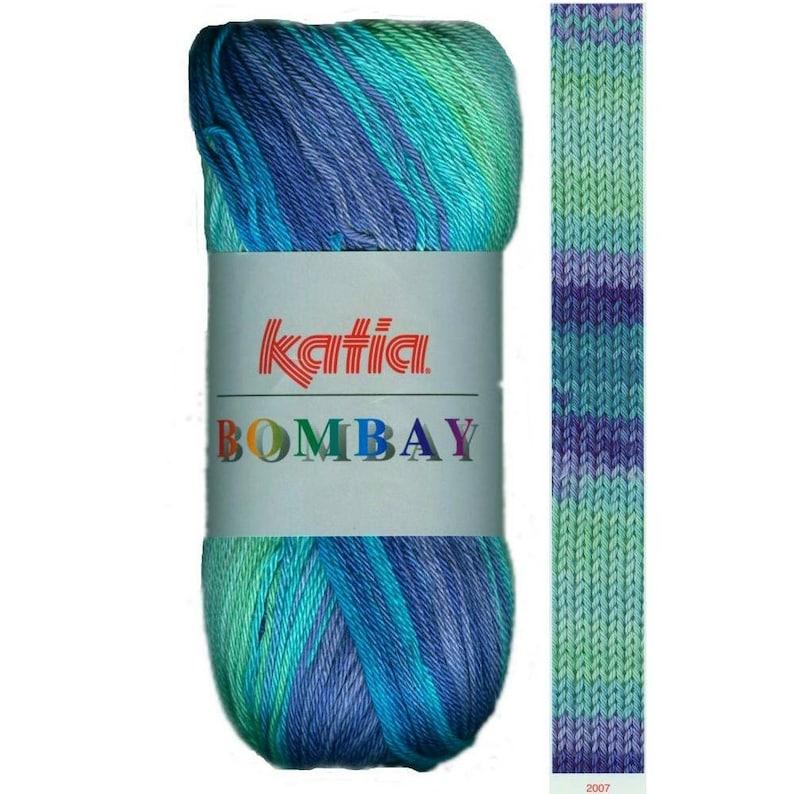 Katia  Bombay 100g