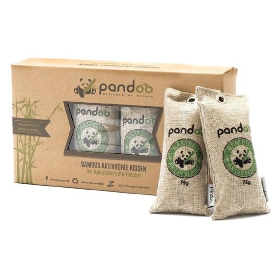 Natural Air Freshener Made Of Bamboo Charcoal Etsy
