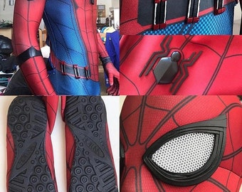 Spider-man Homecoming Cosplay Spiderman Peter Parker Superhero Web Shooter Props Decorate Novel In Design;
