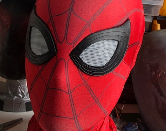 MCU Style Mask with 3D Printed faceshell