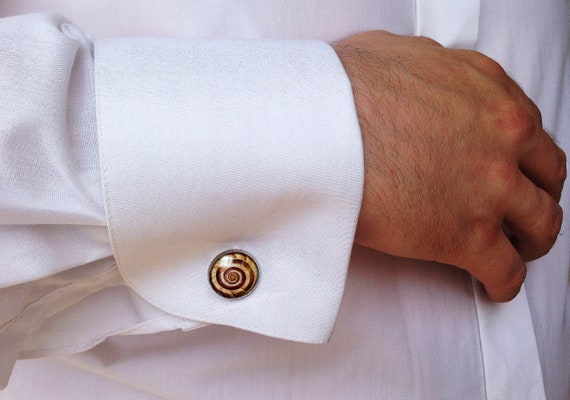 UK SALE 4 Ace Cufflinks Mens Business Shirt Sleeve Cuff Link In Gift Box