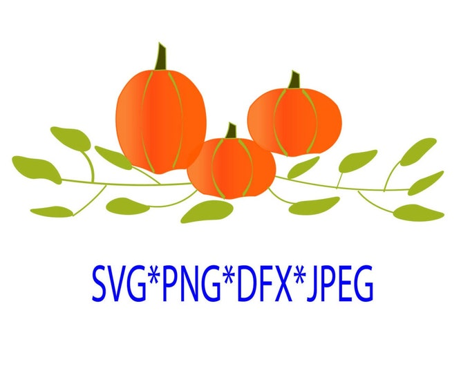 pumpkin vine svg,hearth home diy, harvest svg, turkey time, thankful svg, fall clipart, nov svg, pumpkin patch, autumn blessings