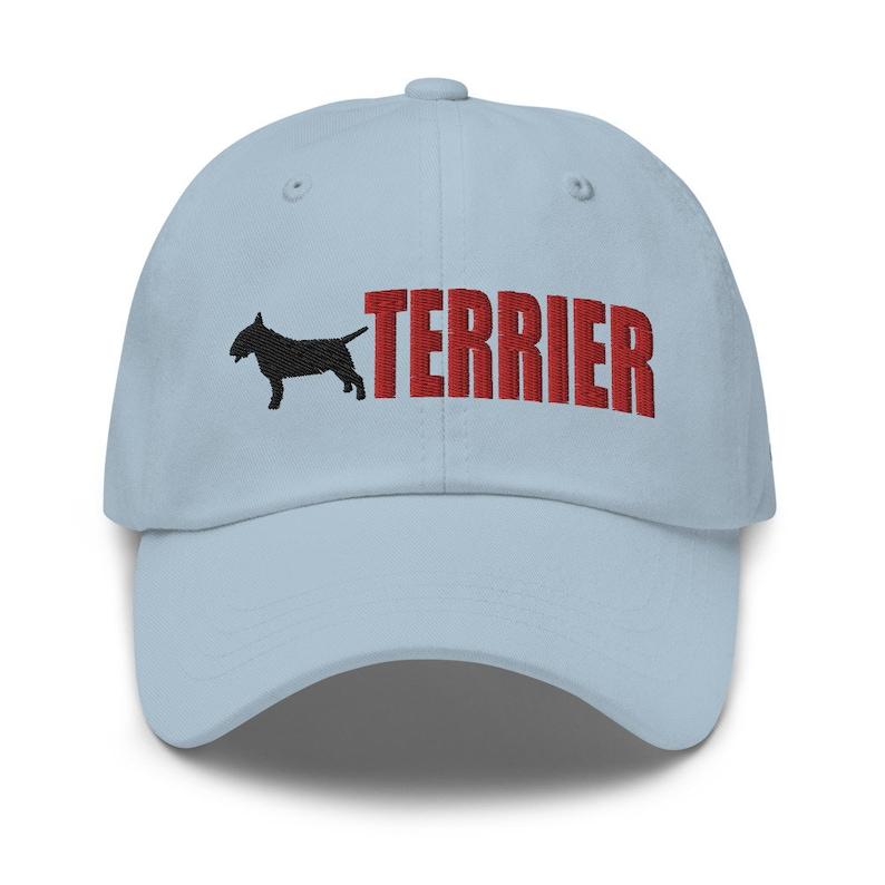 BullTerrier Dad hat