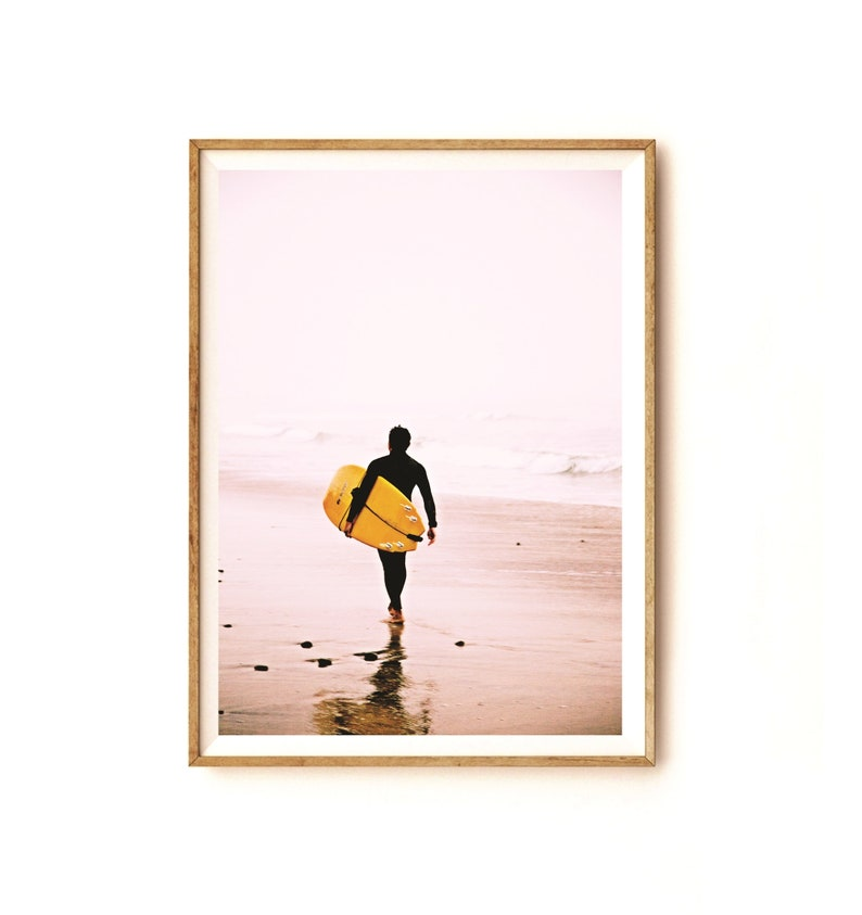 BLUE WATER BEACH Beach Poster 3301 Picture Poster Print Art A0 A1 A2 A3 A4