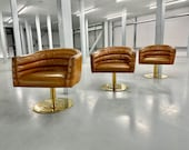 Cupa Leather Chair Designed by Jannis Ellenberger - 3 Available