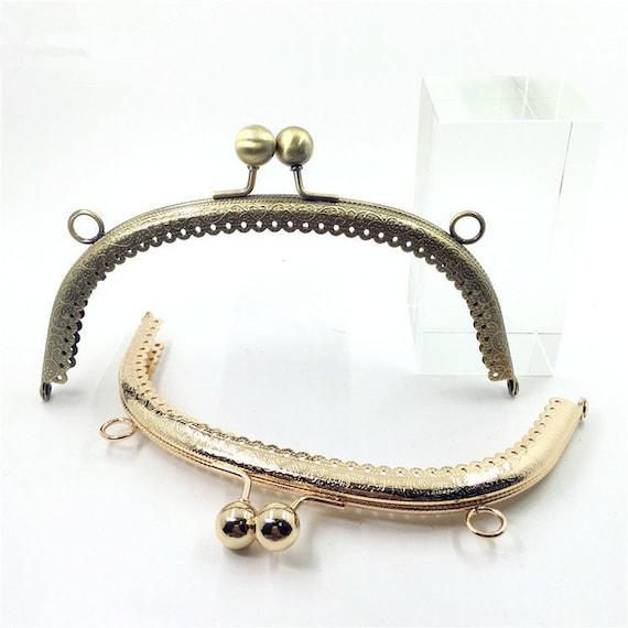 wholesale 16.5cm purse frames metal bag frames bag accessories | Etsy