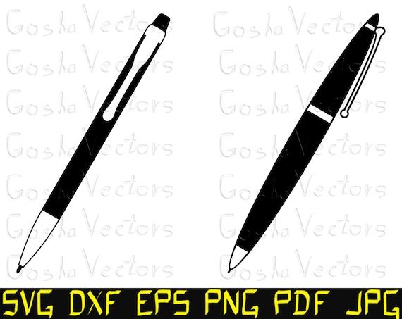 pen svg pen clipart pen vector pen template pen cut file etsy pen svg pen clipart pen vector pen template pen cut file pen printable school svg writing svg cameo cricut dxf office svg decal