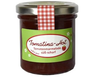 2,88EUR/100g Tomaten Marmelade mit Chili