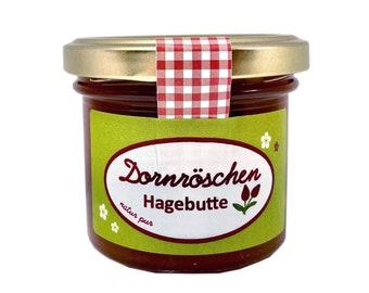 2,67 EUR/100g Hagebutten Fruchtaufstrich Dornröschen