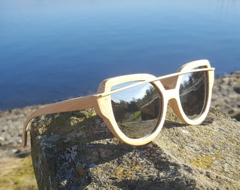 3b8face0b1 Natural Bamboo Sunglasses