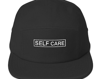 53a7b9a93f258 Self Care   Mac   Five Panel   Camper Cap