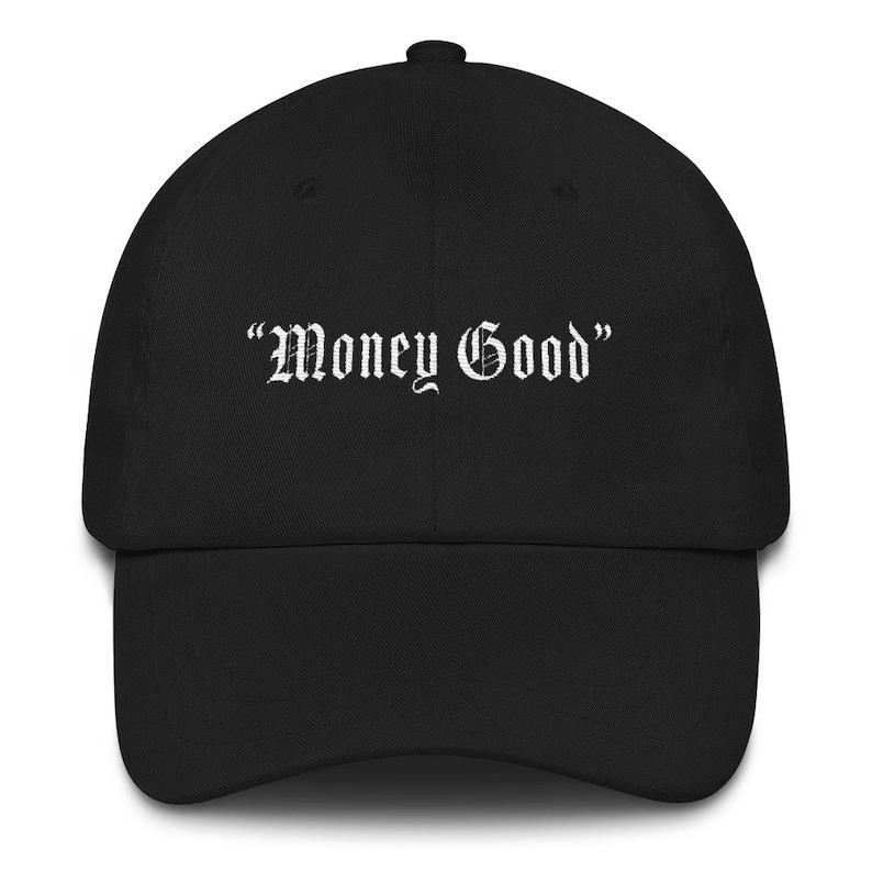 Money Good  Thee Stallion Hat image 0