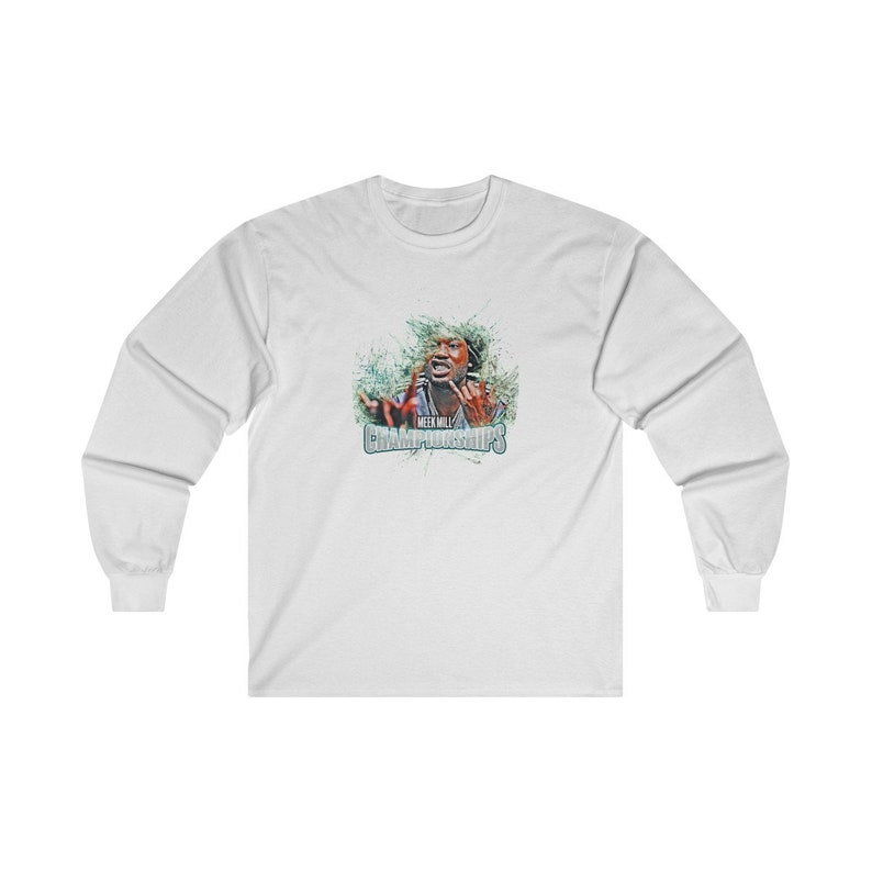 Meek Mill / Championships / Philly / Eagles / Unisex Long image 0