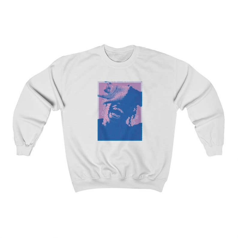 Travis Scott / La Flame / Sicko Mode / Crewneck Sweatshirt image 0