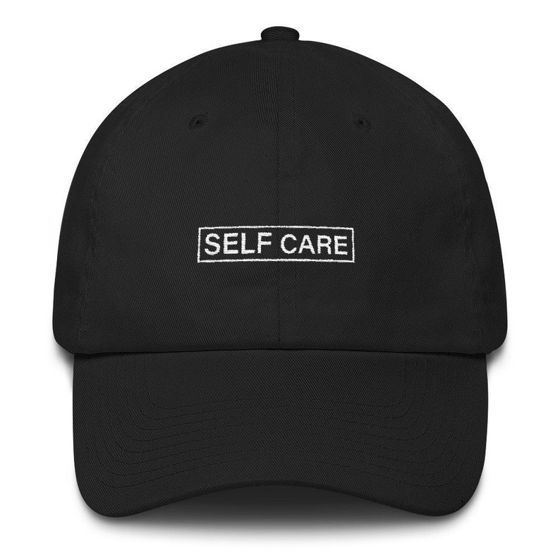 Self Care / SwiMMing hat / RIP MAC / Free Domestic Shipping Black