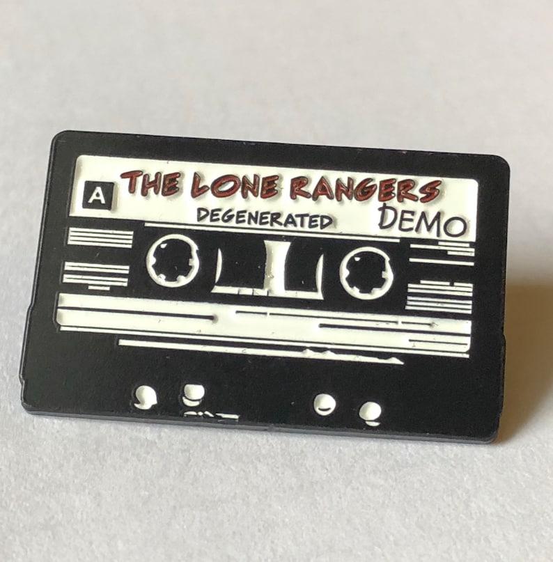 Airheads Lone Rangers Lapel Pin